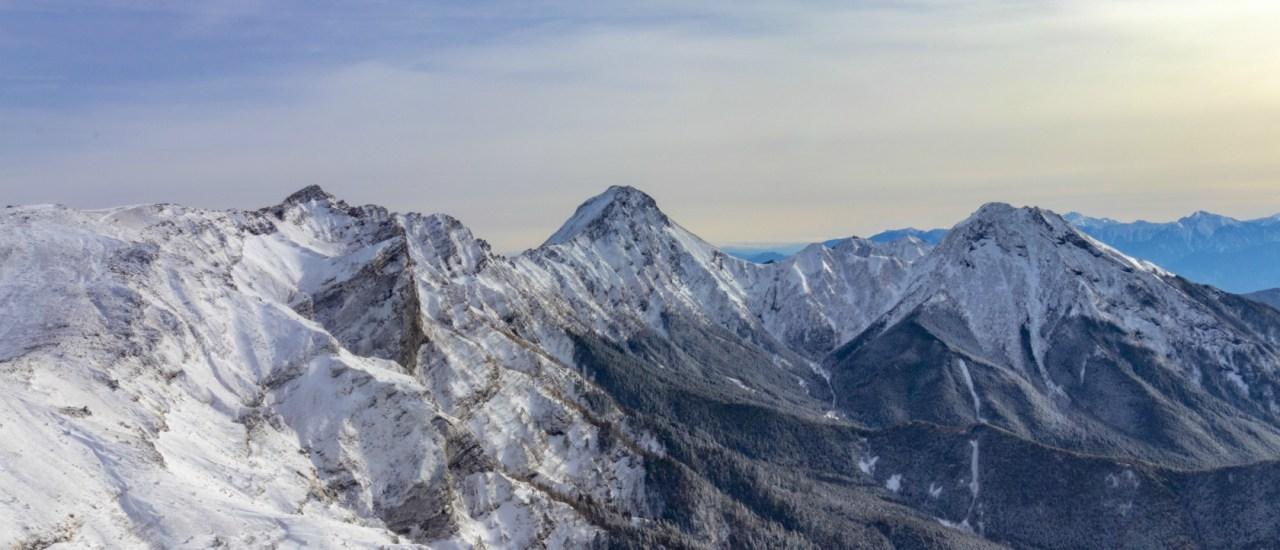 八ヶ岳|赤岳鉱泉から硫黄岳・赤岳