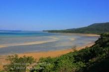 沖縄・西表島の海