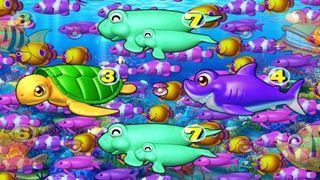 沖海4 魚群
