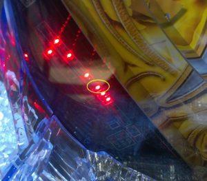 ちょいパチAKB48 電チュー開放パターン