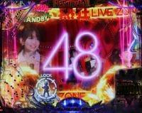 ぱちんこAKB48 ワン・ツー・スリー!! フェスティバル 熱狂LIVE ZONE