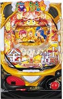 Pスーパー海物語 IN JAPAN2 金富士 319