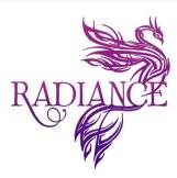An inspiring, tribal-style logo for a woman-run yoga studio on Salt Spring Island.