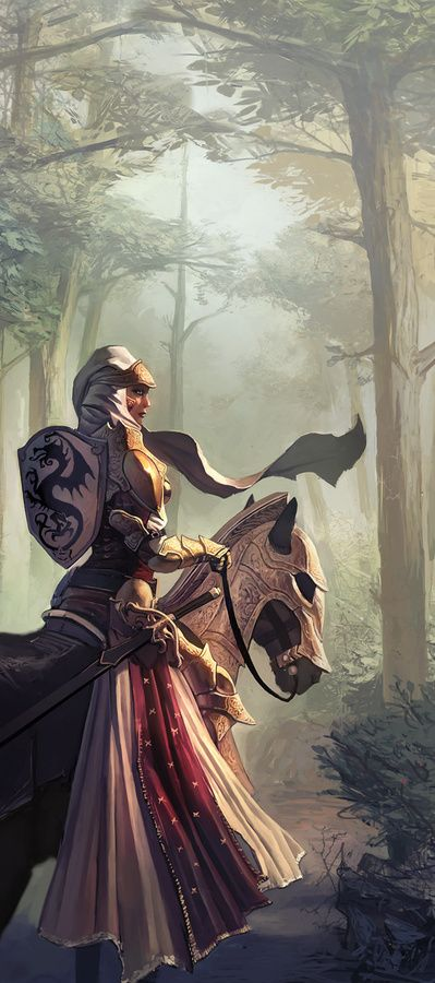 """Illustration from """"Forgotten Realms of Cormyr"""""""