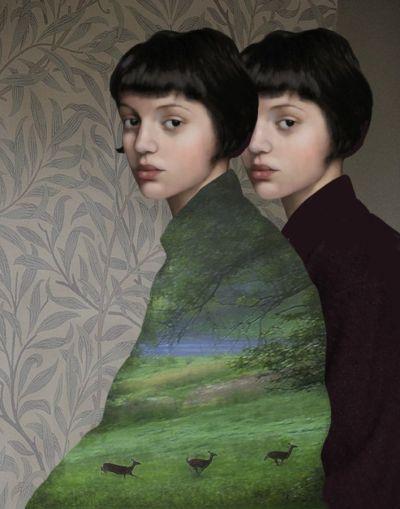 Artwork by Daria Petrilli