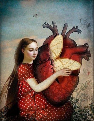 Artwork by Catrin Welz-Stein