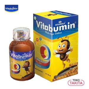 Vitabumin - Nutrisi Tumbuh Kembang Anak