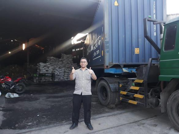 Jual Arang Aktif Briket Tempurung Batok Kelapa termurah Kualitas ekspor dari Malaysia