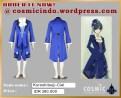 Kostum Cosplay-Kuroshisuji Ciel Blue-088806003287