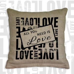SARUNG BANTAL GONI 'ALL YOU NEED IS LOVE'