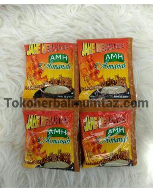 Jual Jahe Merah Mix Semarang