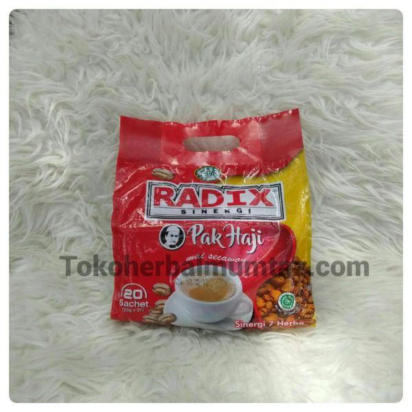 Jual Radix Pak Haji Semarang