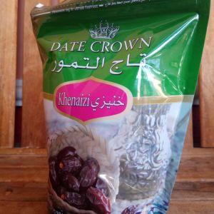 jual Kurma Date Crown Khenaizi 500 gram semarang