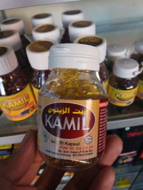 jual kapsul minyak zaitub kamil