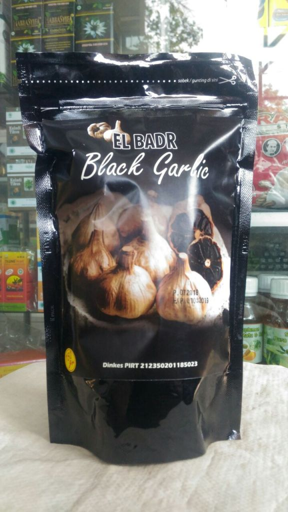 black garlic di apotik