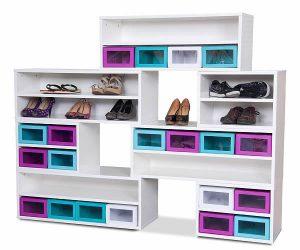 Memperindah Rumah Dengan Rak Sepatu