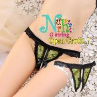 G string Cewek Open Croth GS 71