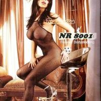 Bodystocking super sexy - NR 8001 hitam