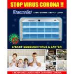 Lampu UV Anti Bakteri dan Virus ready kontak kami