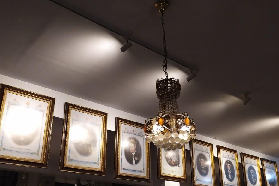 Lampu Rel Raminten's Kitchen