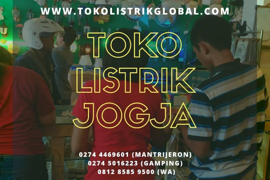 Toko Listrik Global Yogyakarta