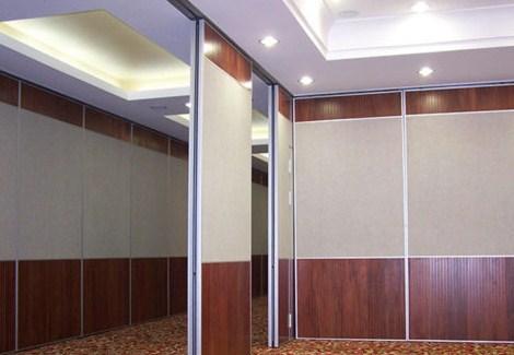 Gambar 1 – Partisi Sliding Wall untuk Kantor