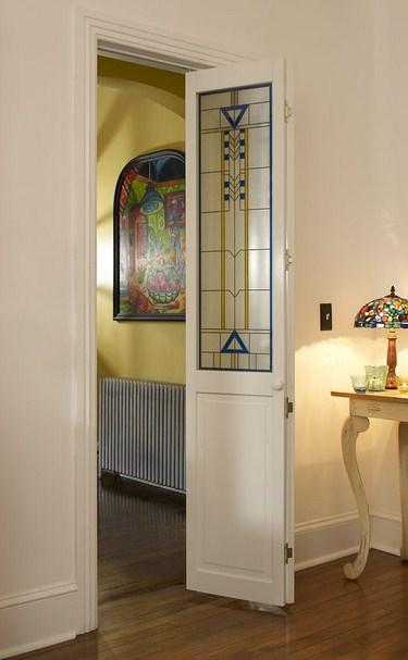 Gambar 1 – Pintu Partisi Lipat Desain Interior