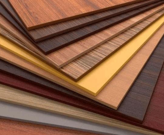 Contoh jenis-jenis HPL untuk pintu geser lipat
