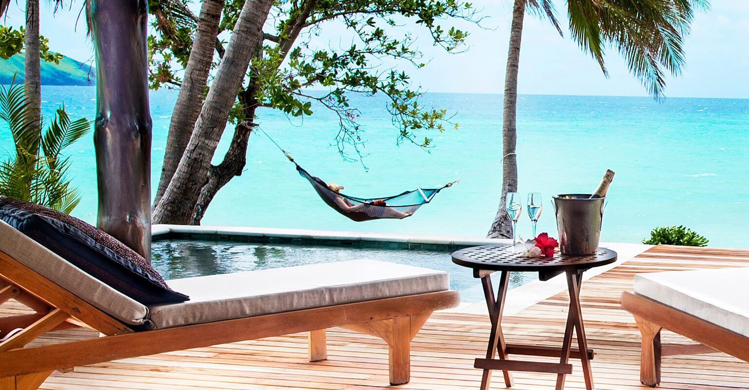 Tokoriki Island Resort Resort Fiji Islands Beachfront Pool