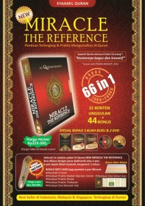 Syaamil Al-Qur'an New Miracle the Reference 66 in 1