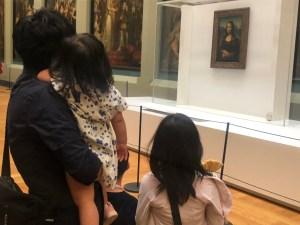 とことこ旅ルーブル美術館