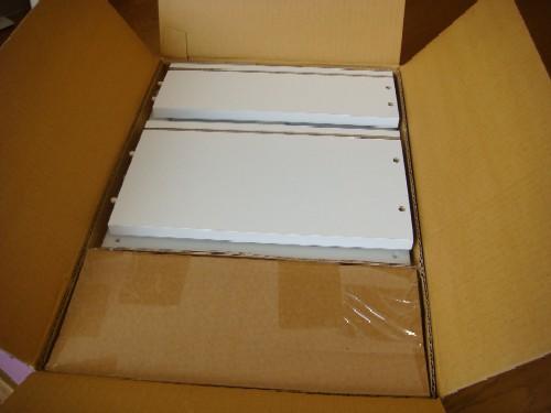カラーボックス 材料