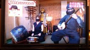 武蔵一族TV東京エルフォーユー取材 (2)