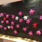東京の女性 津軽三味線体験