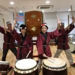 日本文化体験交流塾様 通訳案内士向け和太鼓体験ガイド研修
