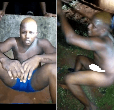 Man Caught While Trying To Sleep With A Young Boy In Benin City