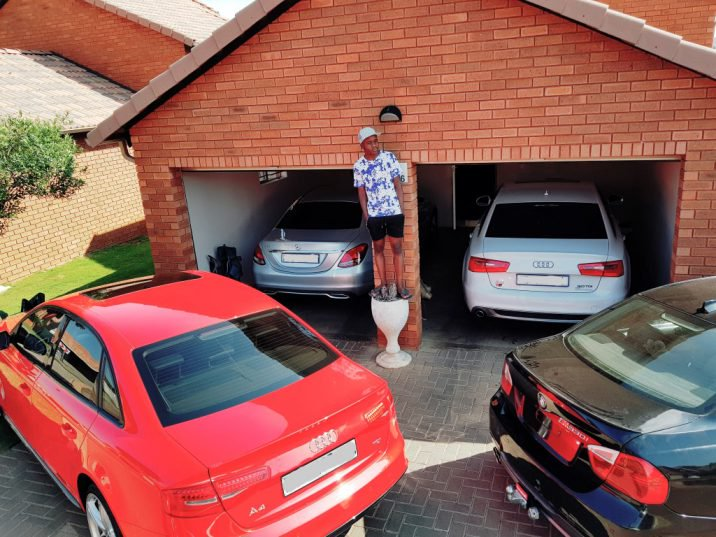 Young millionaire says forex took him from a shack to a double-storey