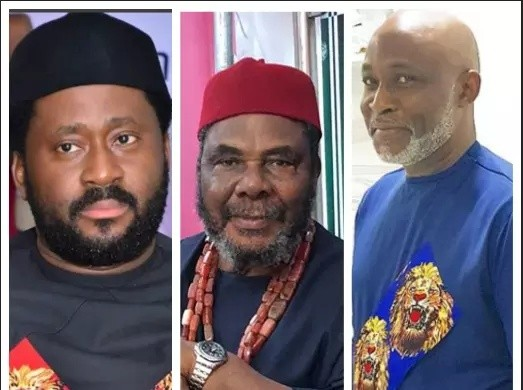 Top 10 Richest Nollywood actors and their net worth. Who takes the No.1 spot?