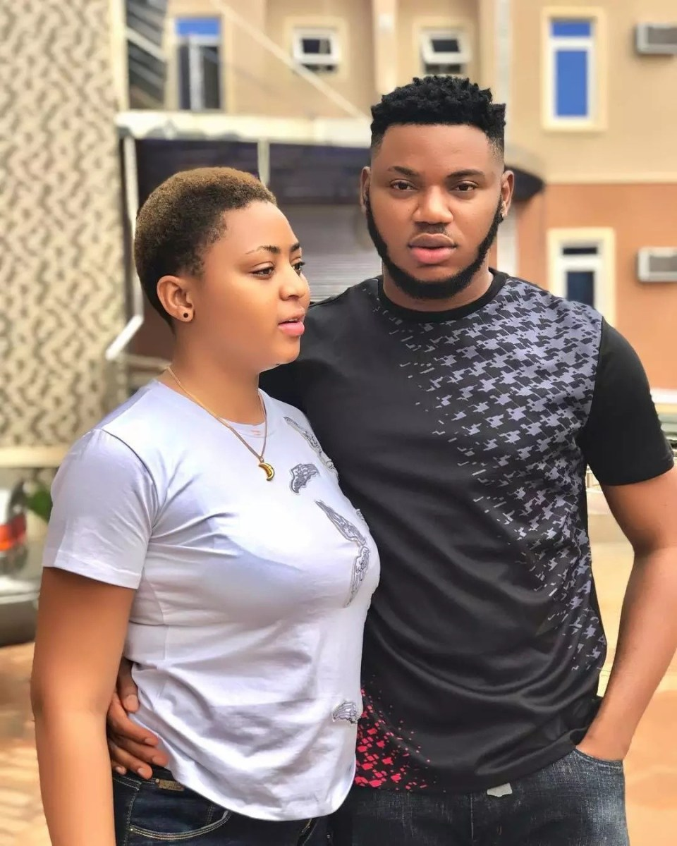 Actress Regina Daniels Might be pregnant for boo...