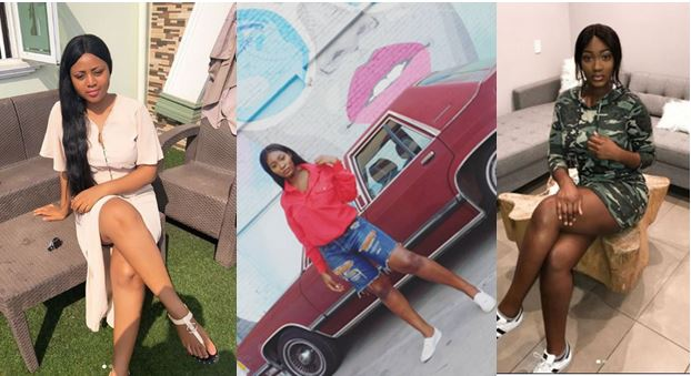 Who Rock it More? Regina Daniels VS Omotola's Daughter, Meraiah Ekeinde