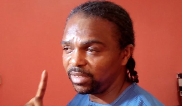 Former Super Eagles Star Kanu Nwankwo Sealed Hotel Vandalized