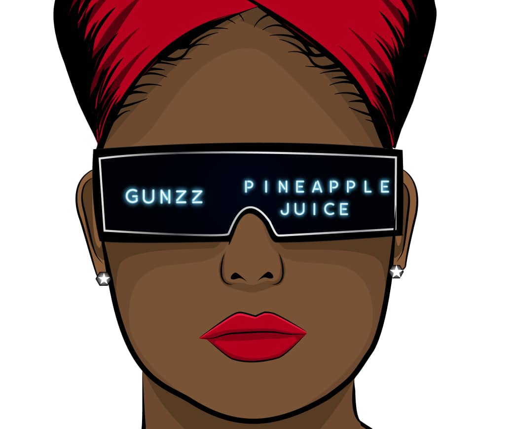 Gunzz - Pineapple Juice (Toktok9ja Sounds)