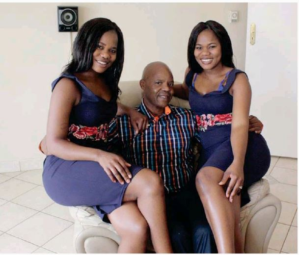 Photo of Twins Who Married Same Man and Ex-husband
