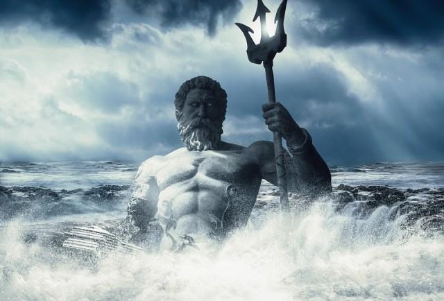 The Anatomy of Power, Poseidon Sea God