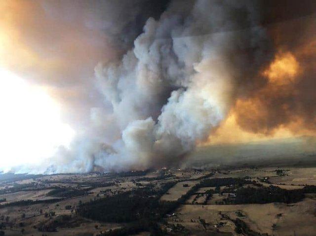 Australia's Deadly Wildfires