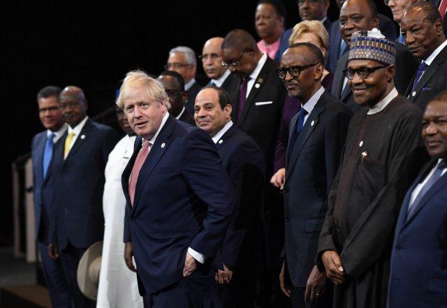 Speech by Boris Johnson at UK-Africa Investment Summit in London