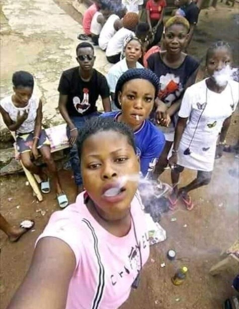We Don't Care About Your Preaching, We Live Our Lives as We Want - African Teens