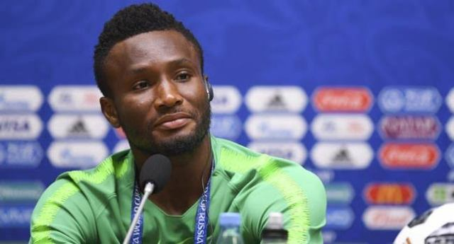 Mikel Obi confirms his departure from Turkish club Trabzonspor