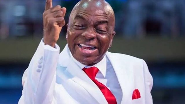 Anyone Who Opposes Church Opening Will Die - Oyedepo