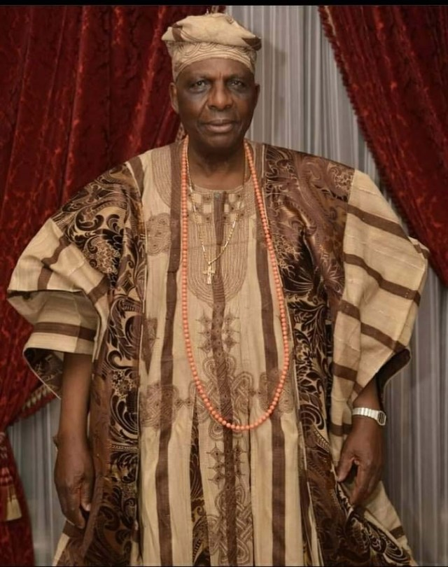 One of Nigeria's foremost industrialists, Chief Bode Akindele Dies at 88